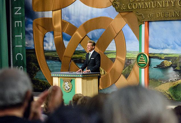 Церемония торжественного открытия