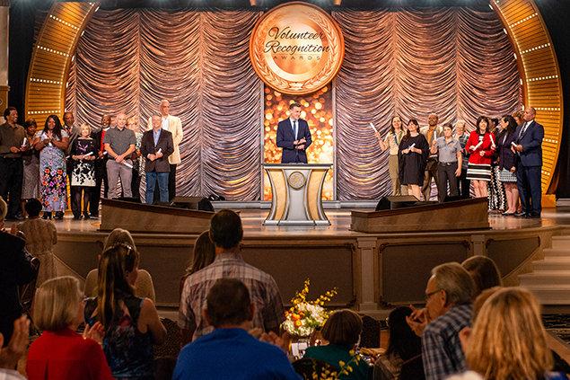 Volunteer Recognition Awards Dinner