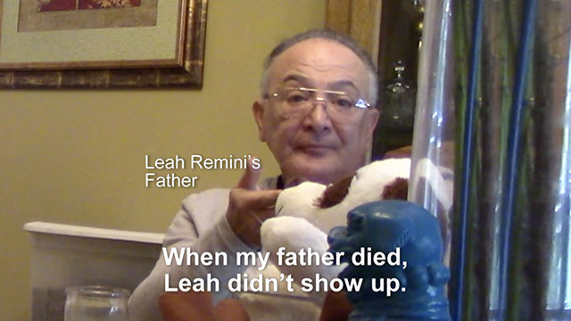 Leah Remini Didn't Show Up for Her Grandparents' Funerals