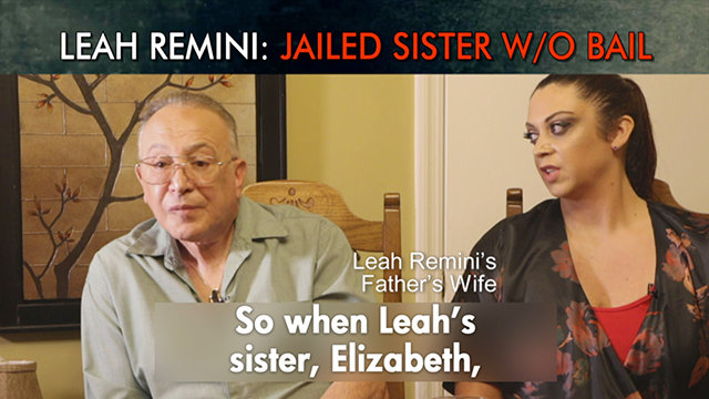 Leah Remini Jailed Sister Without Bail