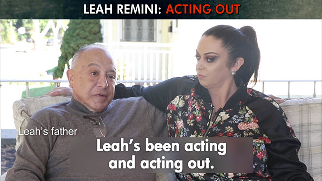 Leah Remini: Acting Out