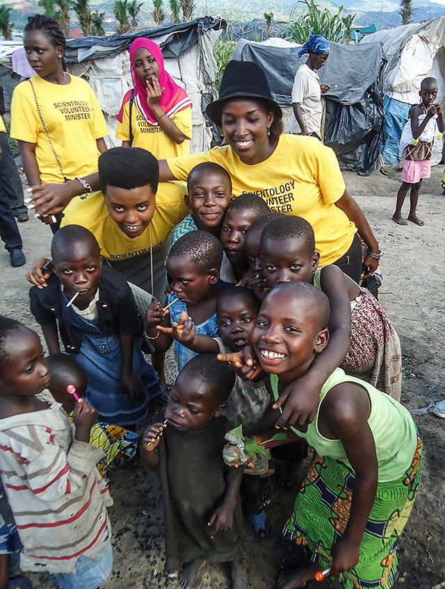 東非布隆迪難民危機