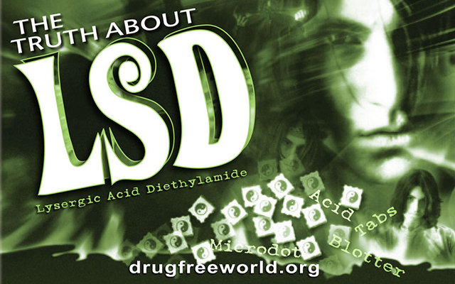 Short- & Long-Term Side Effects of Acid, Hallucinogens - LSD