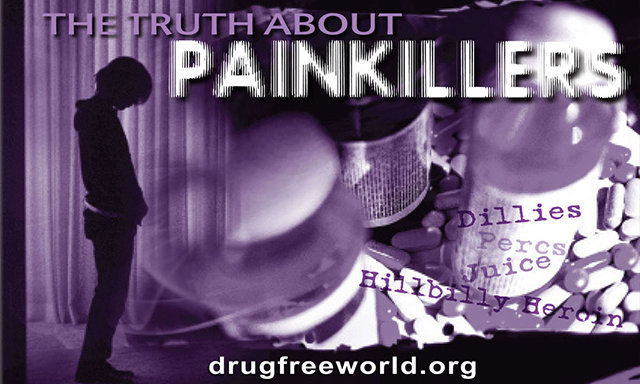 Prescription Dependency Painkillers
