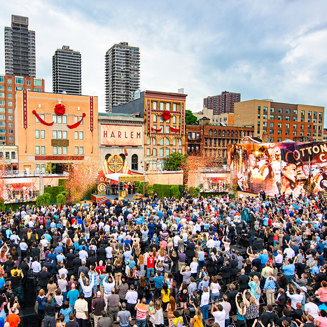 Grand opening of the Church of Scientology in Harlem, New York