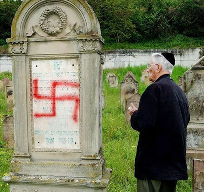 German anti-Semitism (Pinterest)