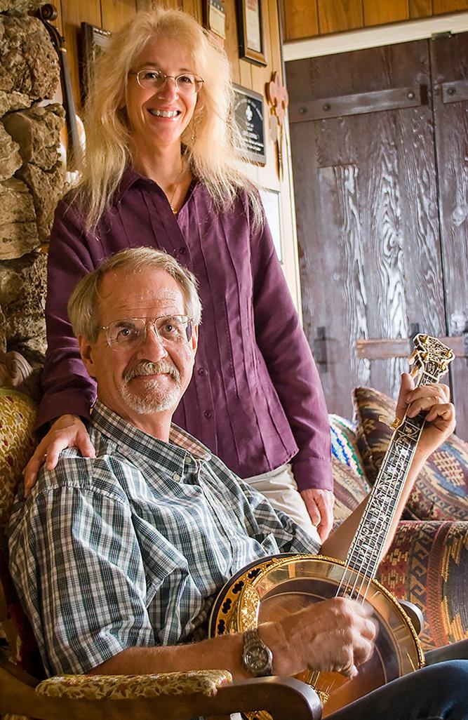 Greg og Janet Deering