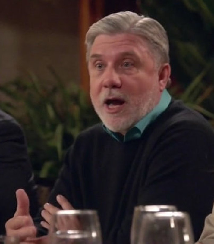 Mike Rinder. Father from hell