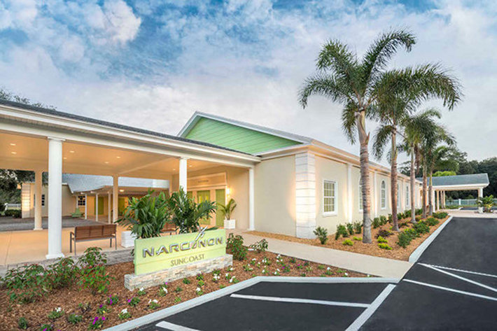 Entrance to Narconon Suncoast