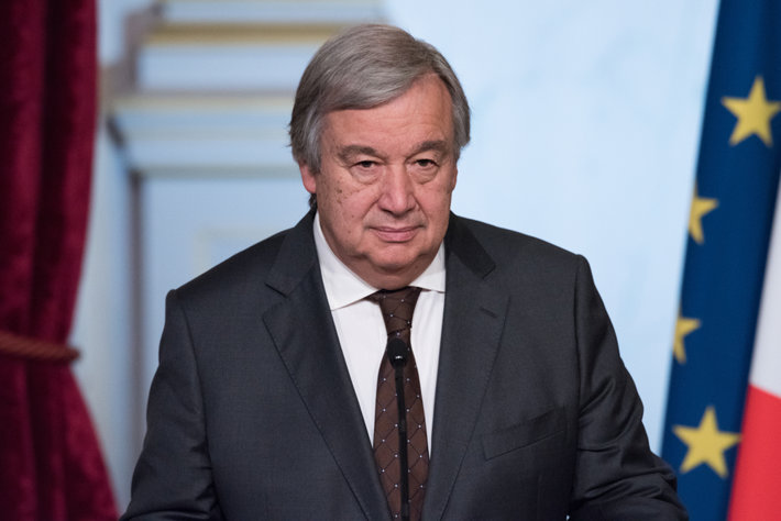 António Guterres (by Frederic Legrand - COMEO, Shutterstock.com)