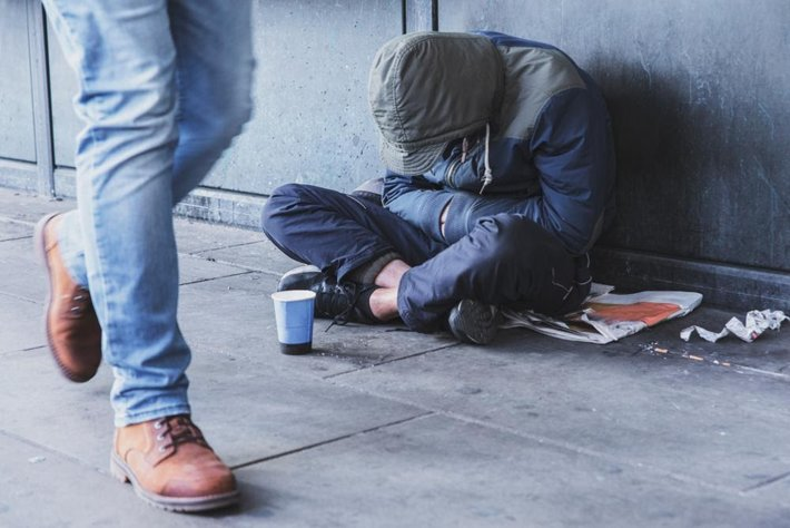 Homelessness & addiction