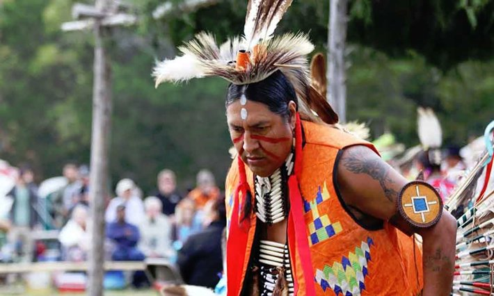 Native American Indian Association Powwow