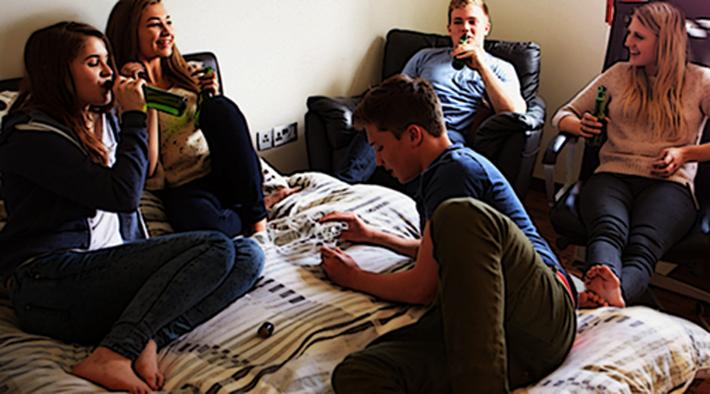 Video intervention teens and drug addiction chubby teen