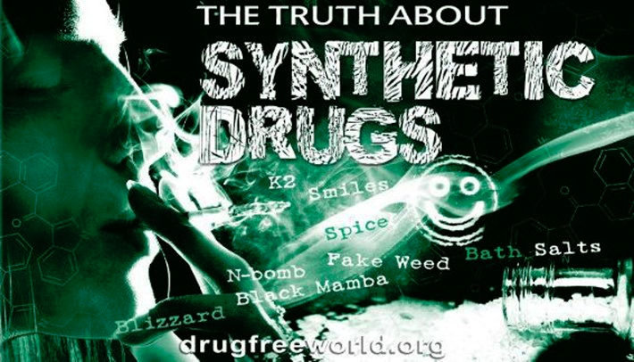 The Truth About Synthetic Drugs, published by the Foundation for a Drug-Free World, is available free of charge to educators, parents, mentors, law enforcement and anyone wishing to help with this vital issue.