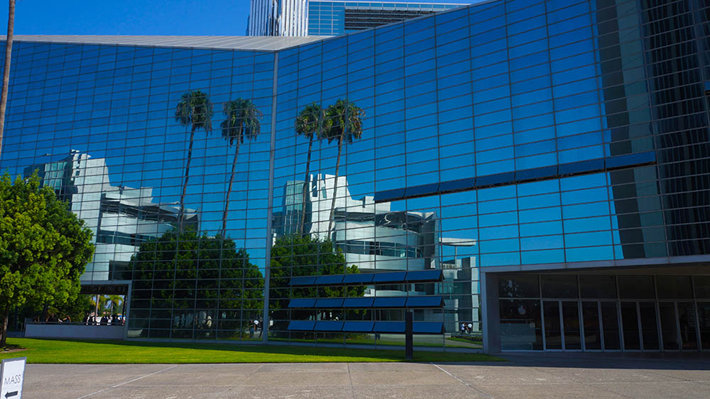 city building in Anaheim California