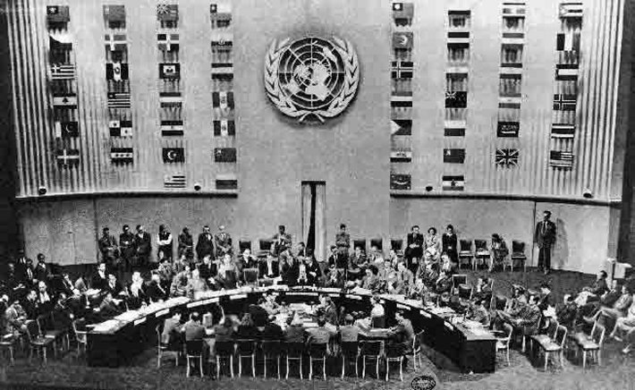 UN General Assembly ratifies the Universal Declaration of Human Rights December 10, 1948