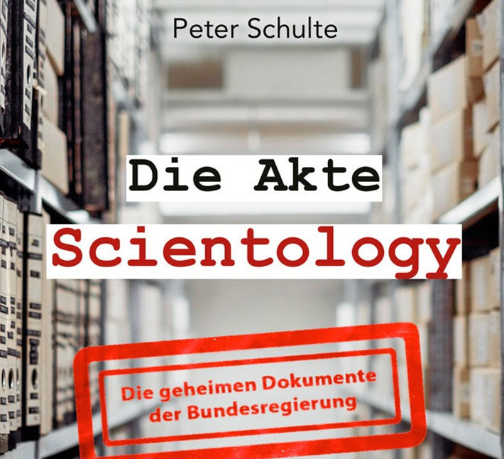 New book, The Scientology Files by Dr. Peter Schulte, uncovers an official German government campaign to falsely incriminate the Scientology religion