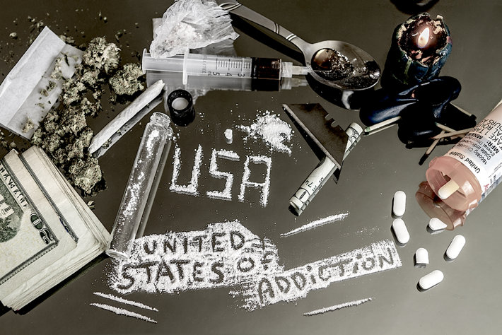 United states of addiction