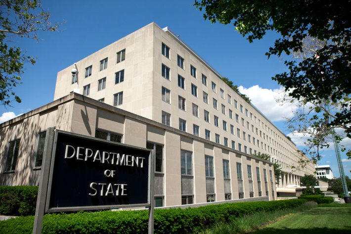 U.S. State Department (Shutterstock.com by Mark Van Scyoc)