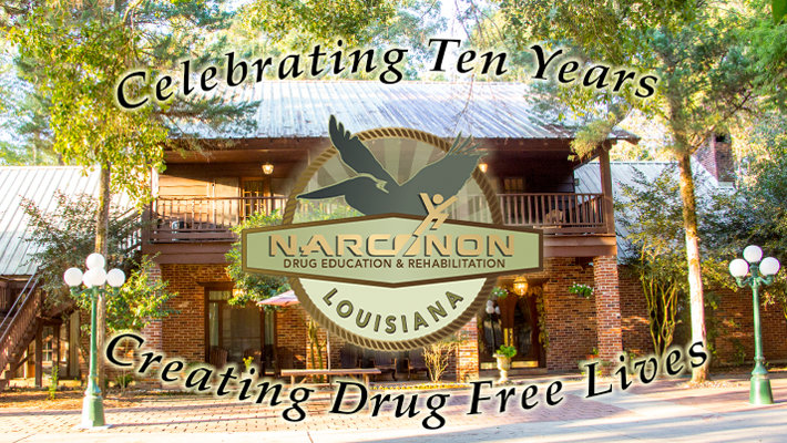 Narconon Louisiana New Life Retreat 10 Year Anniversary
