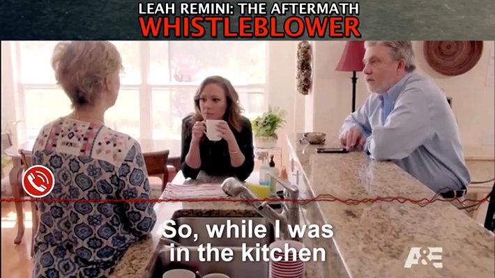 LeahRemini • Aftermath: Whistleblower