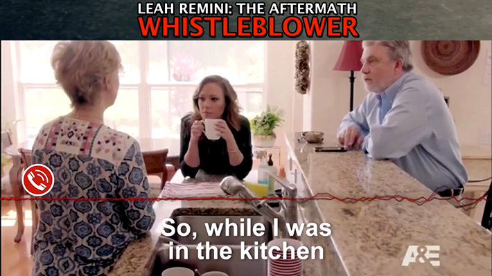 Leah Remini • Aftermath: Whistleblower