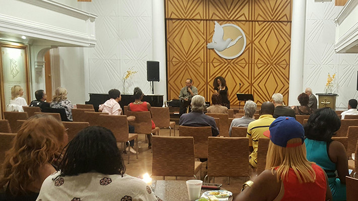 Unforgettable Peace Day jazz concert at the Church of Scientology Buffalo