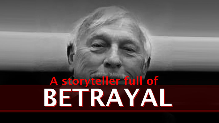 Ron    Miscavige  : A Storyteller's Betrayal