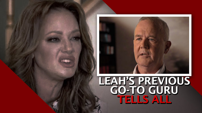 SEE: Leah Remini's Harassment EXPOSED