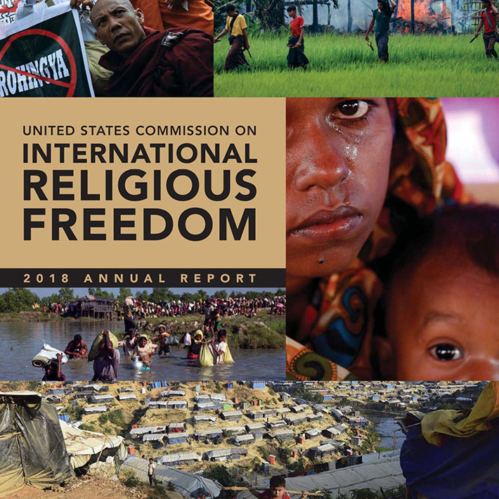 USCIRF Annual Report for 2018