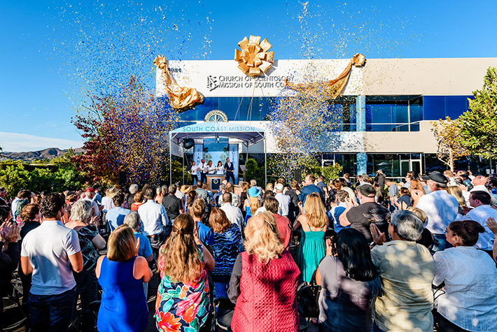 Church of Scientology Opens Doors to New Ideal Mission of Lake Forest