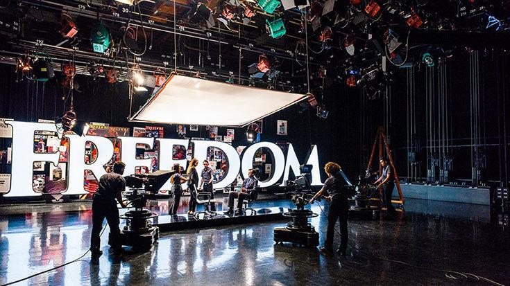 自由電視台
