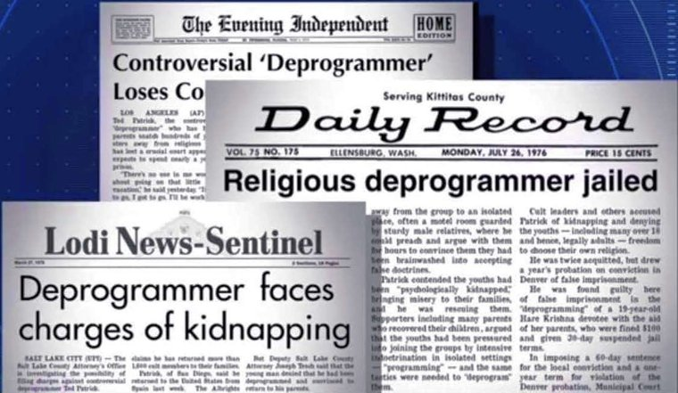 Some of the media on CAN deprogrammers
