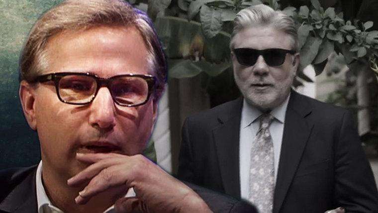 A&E's Paul Buccieri Gets Desperate as His Mike Rinder Problem Grows