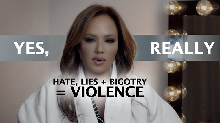 Remini: Aftermath Propaganda Inciting Religious Hate