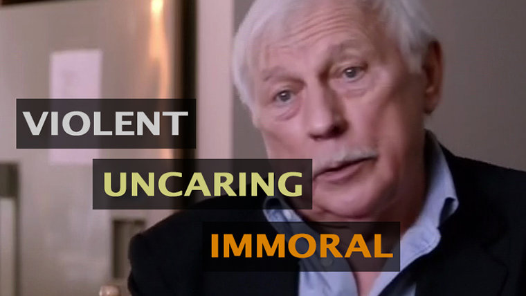 Ron    Miscavige   • The Truth