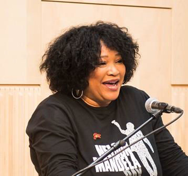 Image result for Zindzi Mandela