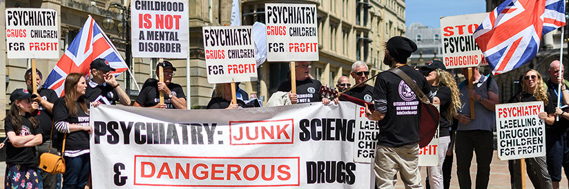 What's the Deal With Scientology and Psychiatry?