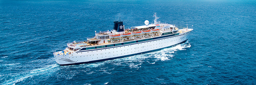 What It's Like Aboard the Freewinds