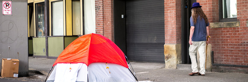 City in Washington Prevents Minister from Helping Homeless