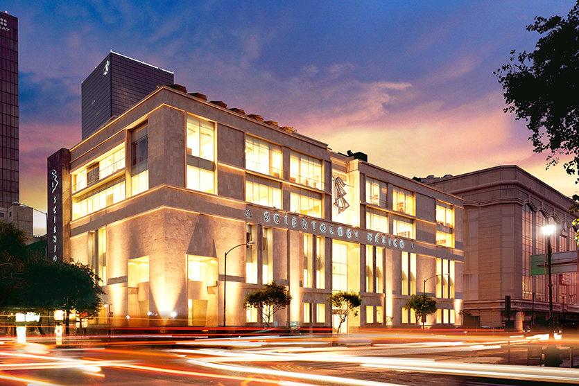 Den nasjonale Scientology Kirken i Mexico