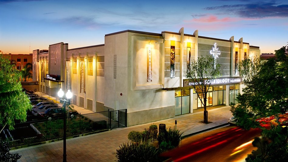 Iglesia de Scientology de Inglewood, California
