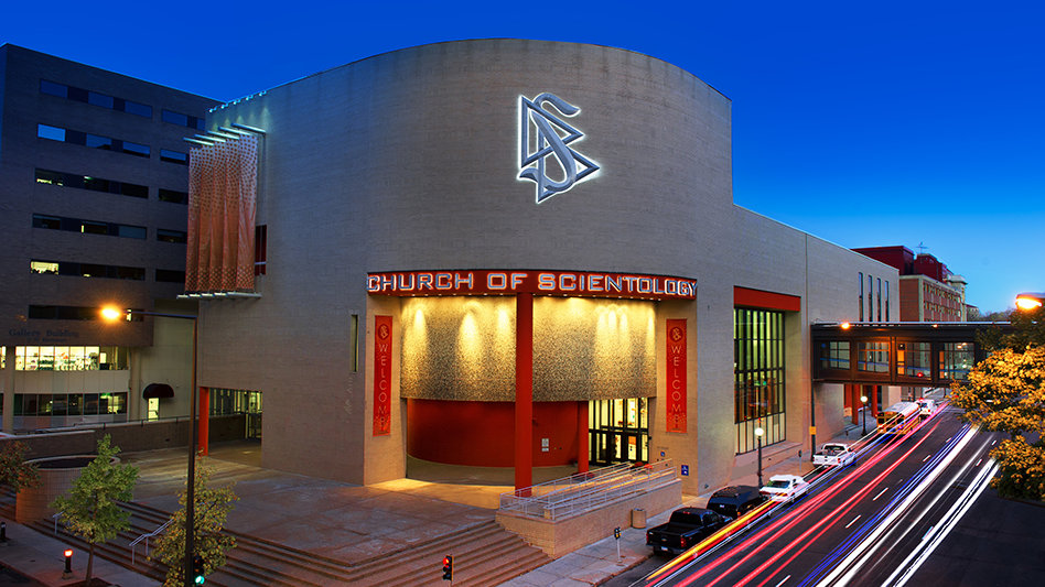 L'église de Scientology de Twin Cities, au Minnesota