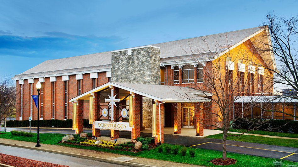 Scientology­kirken for Cincinnati og omegn, Ohio