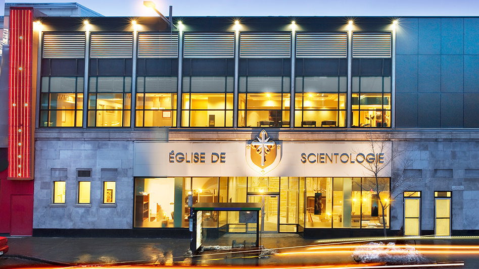 Church of Scientology Quebec