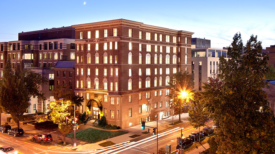 Scientology­kirken Founding Church of Scientology i Washington D.C.