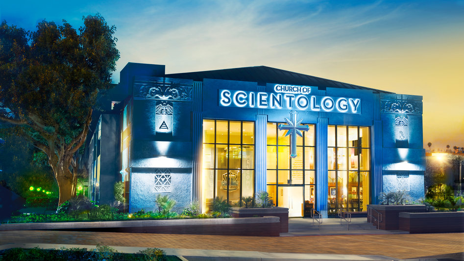 L'église de Scientology de Los Angeles