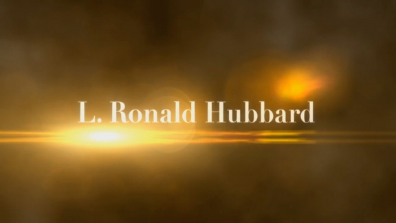L Ronald Hubbard Fundador