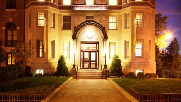 Church Of Scientology Dc Tour