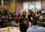 The Church of Scientology hosted closing ceremonies March 23